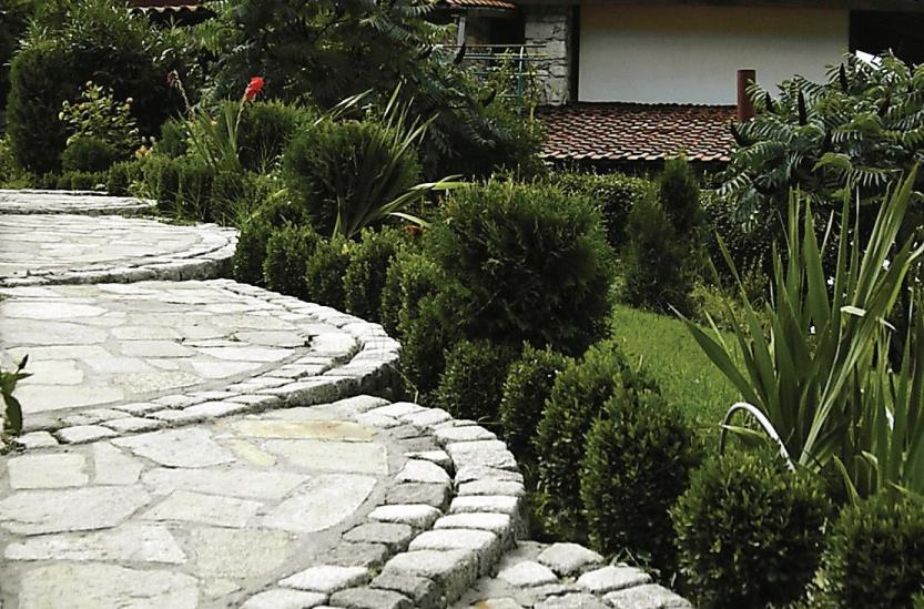 The garden we love